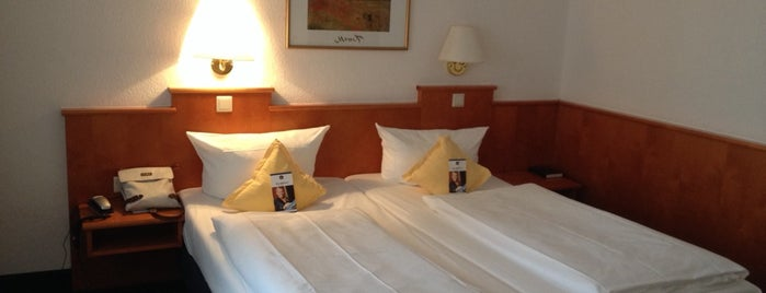 Best Western Ambassador Hotel is one of Dusseldorf / Germany.