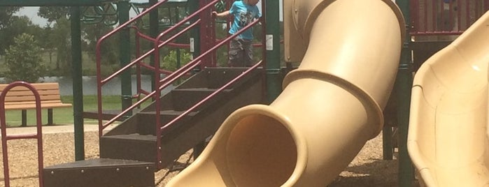Joanne Land Playground at Old Settlers Park is one of Great Outdoors.