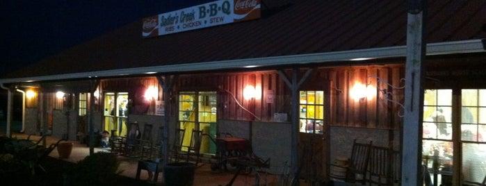 South Carolina Barbecue Trail - Part 1