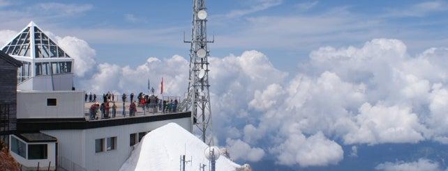 Zugspitze (2962m) is one of MUC Kultur & Freizeit.