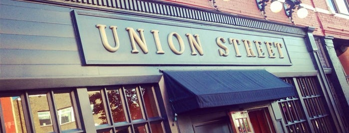 Union Street Saloon is one of Viddles.