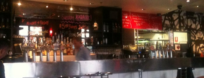 Hotel Barkly is one of Melbourne Clubbing.