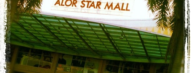 Alor Star Mall is one of I Like....