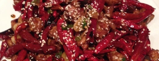 Grand Sichuan is one of Jersey City: Life & Times in the Sixth Borough.