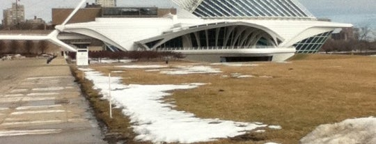 Milwaukee Art Museum is one of Best Places to Check out in United States Pt 4.
