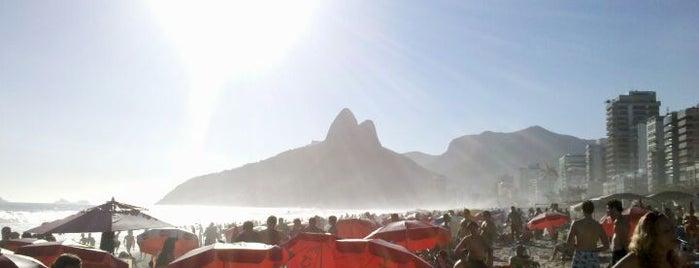 Coqueirão is one of The Beaches in Rio de Janeiro, Brazil.