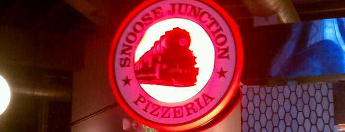 Snoose Junction Pizzeria is one of Seattle Pizza.