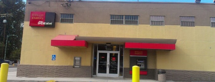 Wells Fargo is one of Banks.