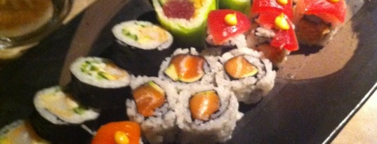 Roji Sushi is one of Gent // Brussel // Antwerpen.