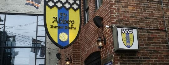 Abbey Burger Bistro is one of B-More's finest! Best of Baltimore! #visitUS.
