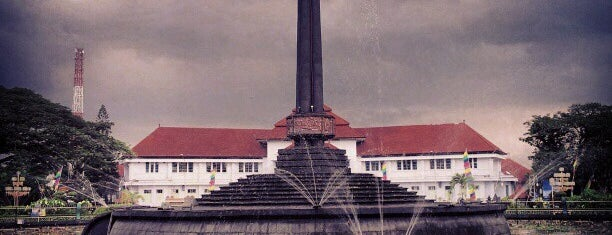Balai Kota Malang is one of Top 10 places to try this season.
