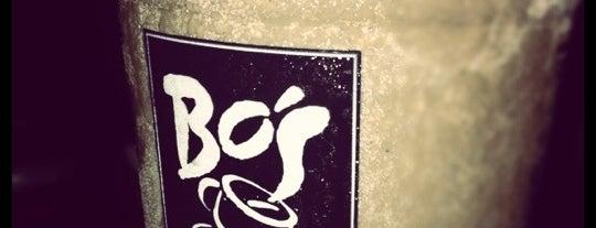 Bo's Coffee is one of Best Coffee Shop in Cebu.