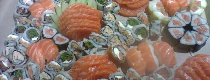 Midori Sushi Bar is one of Sushi em Campão.