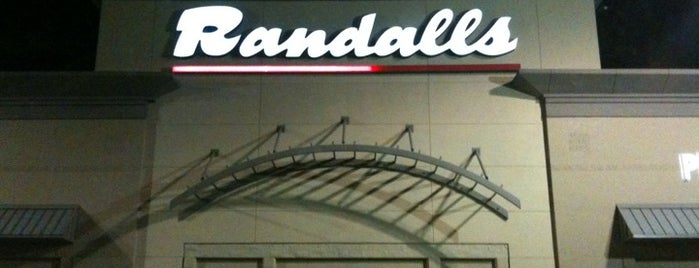 Randall's is one of Recycle Hotspots.