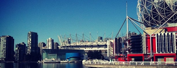 Science World at TELUS World of Science is one of 75 Geeky Places to Take Your Kids.