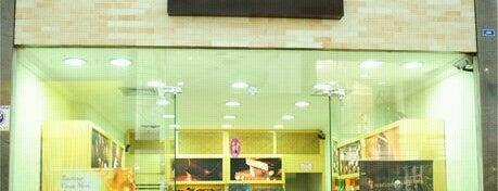 Cacau Show is one of Shopping Uberaba.