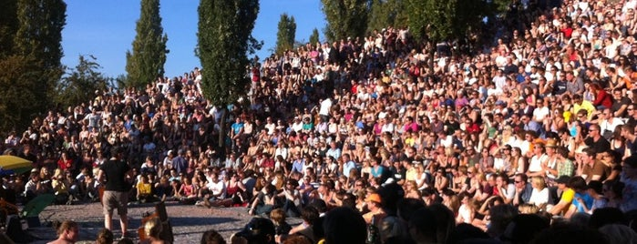 Mauerpark is one of Berlin - insider travel tips.