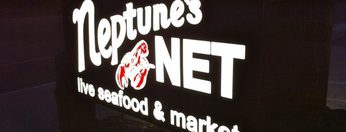 Neptune's Net is one of Must try.