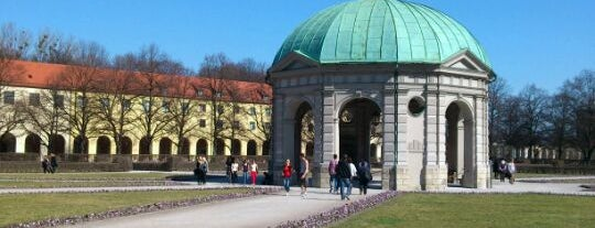 Hofgarten is one of I Love Munich, munich#4sqCities.