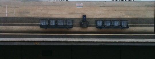 Metro Garbatella (MB) is one of Muoversi a Roma.