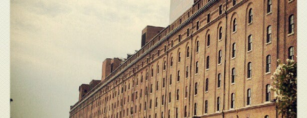 Camden Yards Warehouse is one of 50 Years of Baltimore Preservation Award Winners.