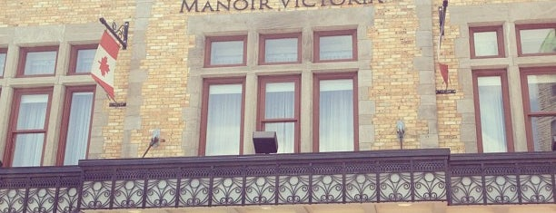 Hotel Manoir Victoria is one of Hotels.