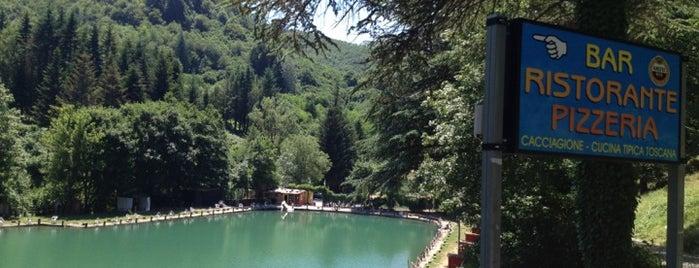 Ristorante Lago lo Specchio Spedaletto is one of We works with MoltoChic Marketing&C.