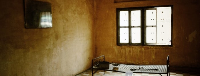 Tuol Sleng Genocide Museum is one of เที่ยว Phnom Penh.