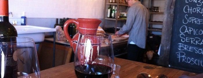 Midfield Wine Bar & Tavern is one of Toronto's Best Patios.