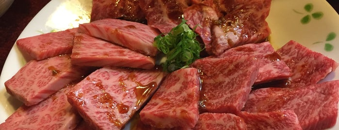 焼肉まるやま is one of Quality Unfucked - Eats.