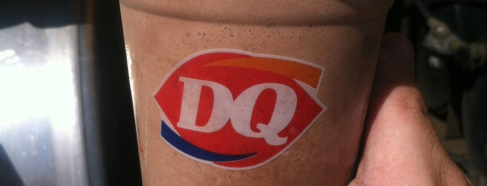 Dairy Queen is one of Must-visit Food in Michigan City.