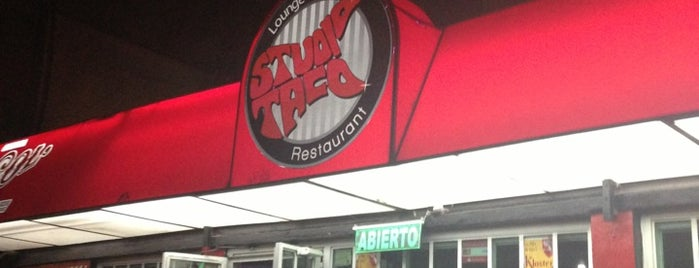 Studio Taco is one of bars.