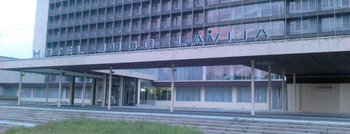 Jugoslavija *** is one of Belgrade.