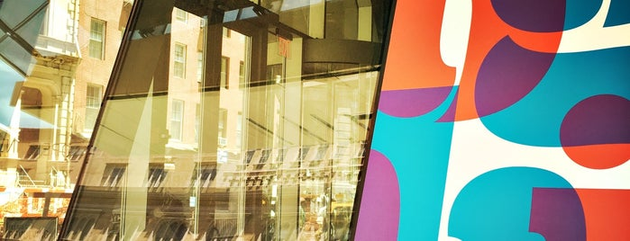 The Cooper Union is one of Design & Internet NYC.