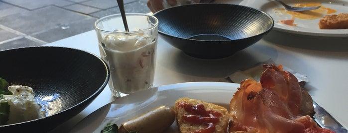Palettes Brasserie and Bar is one of Fine Dining in & around Brisbane & Sunshine Coast.