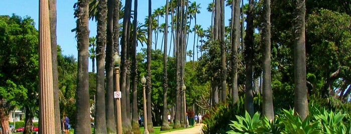 Palisades Park is one of Duncan.
