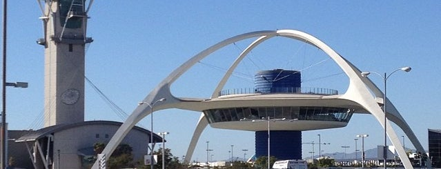 Los Angeles International Airport (LAX) is one of Road Warrior.