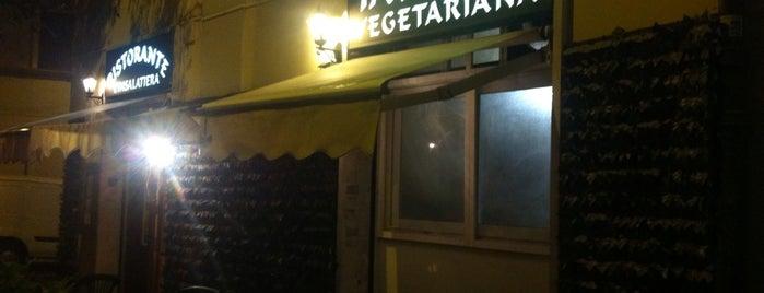 L'Insalatiera Taverna Vegetariana is one of Vegan Eats in Rome.