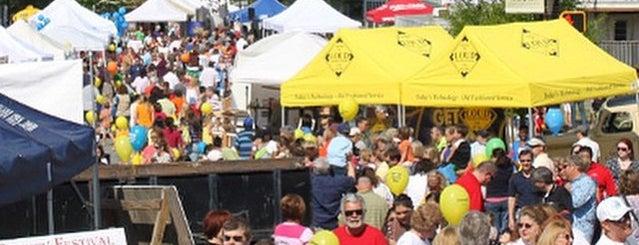 Big Shanty Festival is one of Eventful Spots.