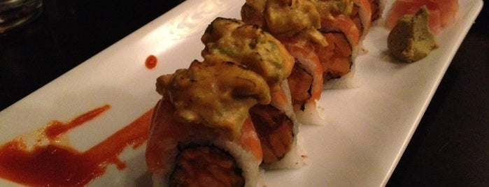 Seadog Sushi Bar is one of 100 Best things we ate (and drank) in 2011.