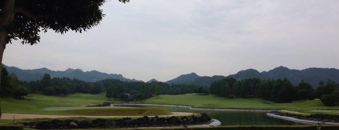 ヴィレッジクラブ大子ゴルフコース is one of ゴルフ場(茨城).
