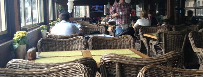 Волна is one of ресторации.