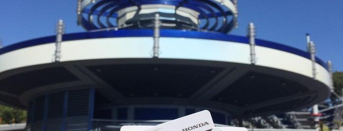 Autopia Winner's Circle is one of Disneyland Shops.
