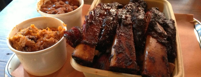 Mighty Quinn's BBQ is one of BBQ-To-Do List.