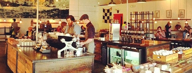 Barista Parlor is one of GOOD COFFEE.