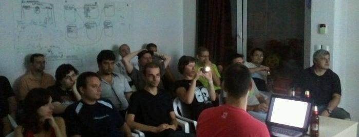 Varna Lab is one of Hackerspaces.