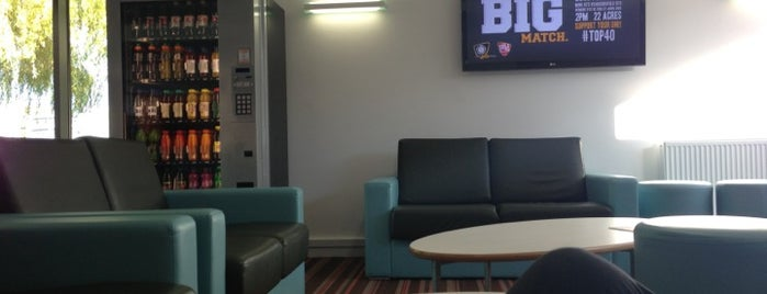 YUSU : Student Centre is one of Inspired locations of learning.
