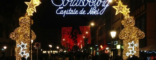 Marché de Noël de Strasbourg is one of Loisirs.