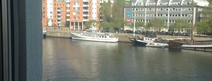 Hammarby Kaj 18 is one of Stockholm - to see.