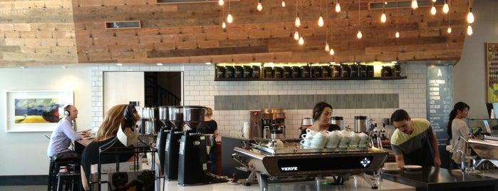 Verve Coffee Roasters is one of Best Coffee in Santa Cruz.